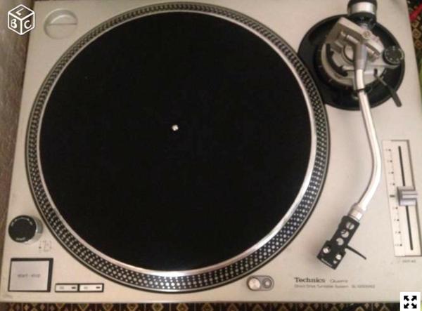Platines vinyle technics 900 Ascain (64)