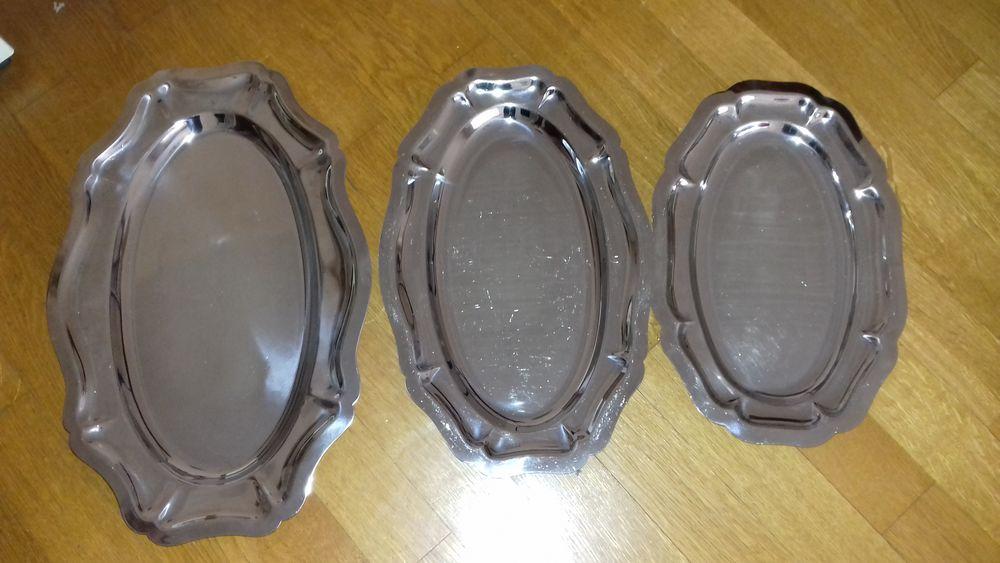 plats ovales en inox 10 Villeurbanne (69)