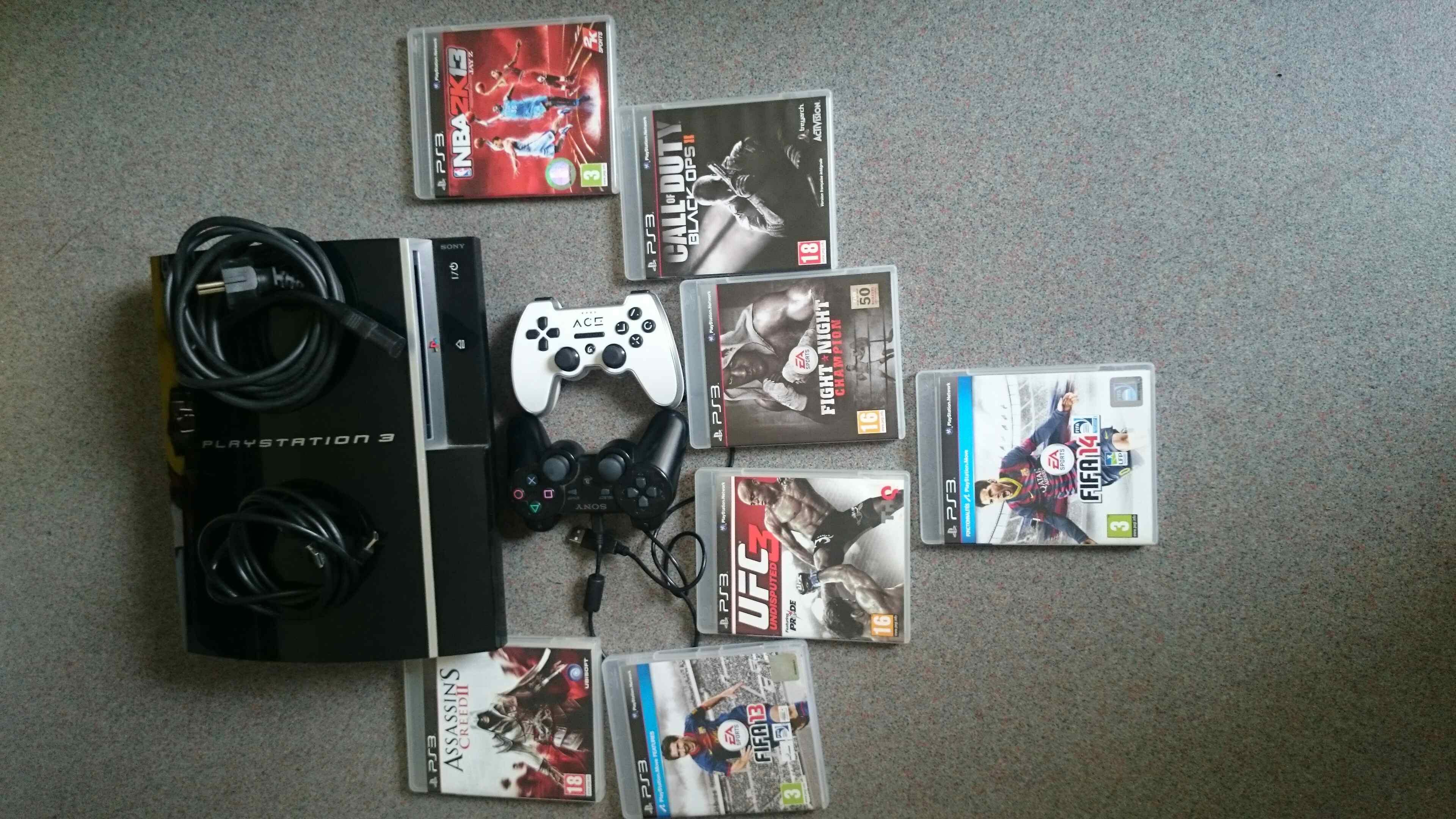 Play 3 Consoles et jeux vidéos