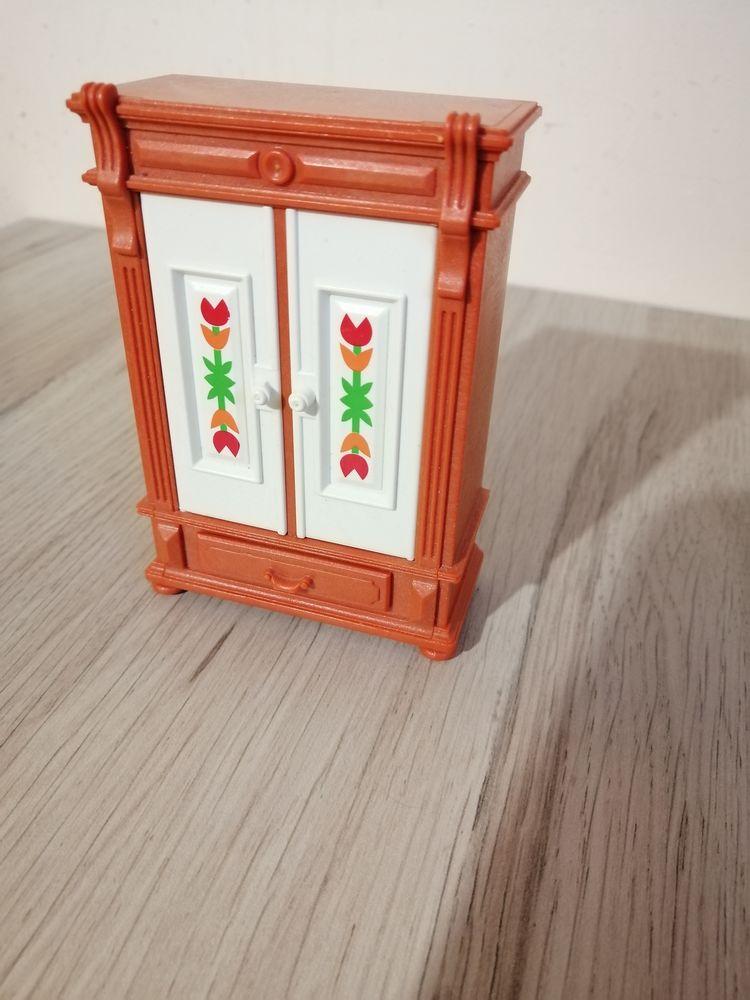 playmobil 1900 pièces détachées armoire table de nuit banc 4 Saint-Pierre-du-Mont (40)