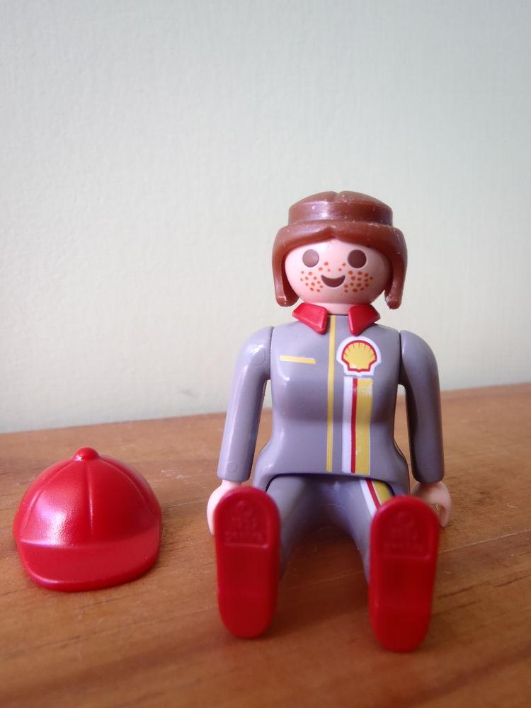 Playmobil réf:3014 : station Shell ( figurine ) 4 Limoges (87)