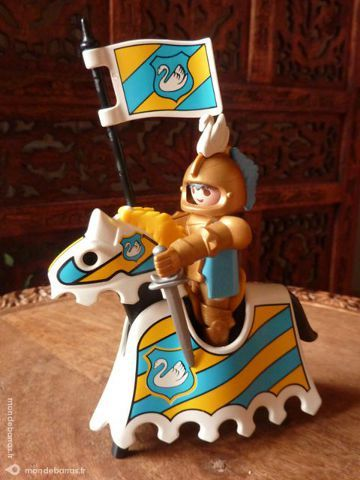 Playmobil 3024 : chevalier vaillant 7 Marolles-en-Hurepoix (91)