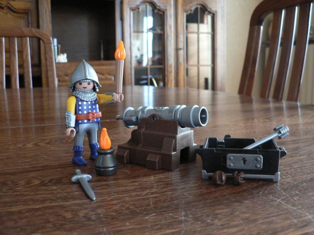 Playmobil 3316 Canonnier du Roi 5 Trilport (77)