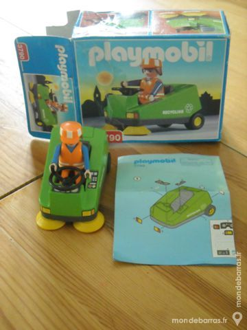 Playmobil 3790 - Nettoyeuse Balayeuse 8 Saint-Péray (07)