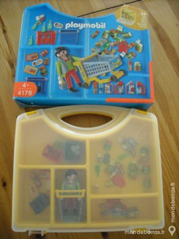 Playmobil 4178 - Valisette cliente + accessoires 12 Saint-Péray (07)