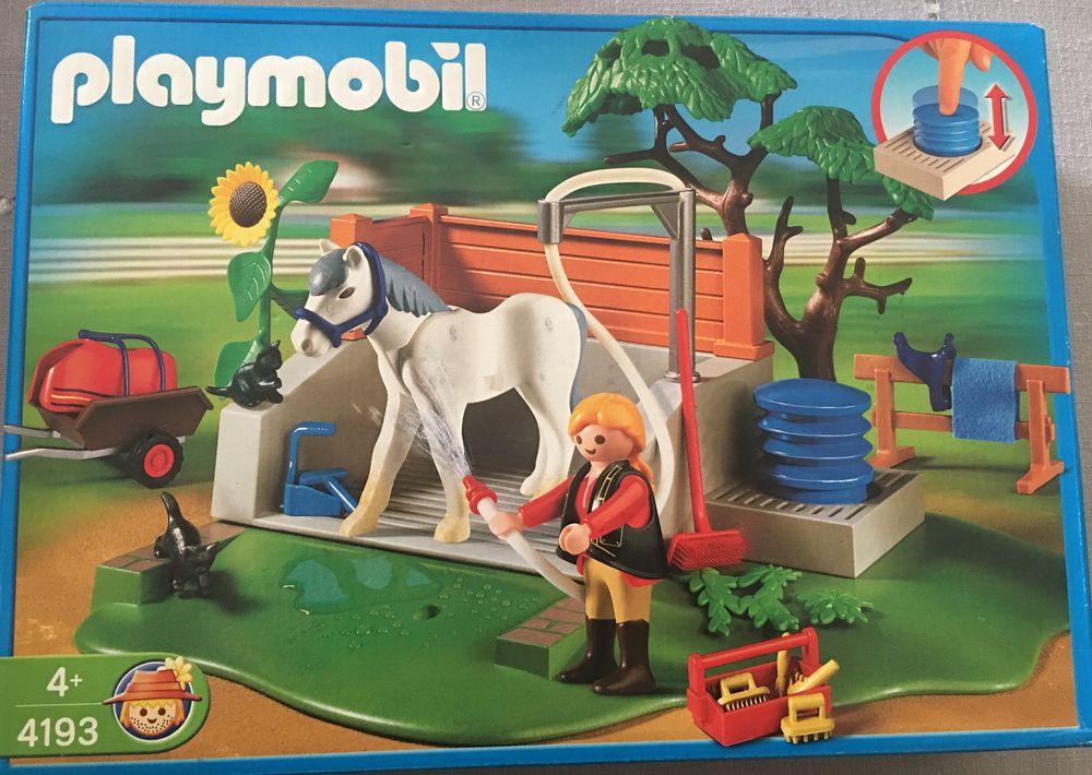 Playmobil 4193 Box de lavage pour chevaux 30 Marcq-en-Barœul (59)