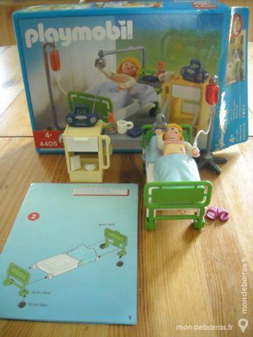 Playmobil 4405 - Patient/chambre d'hôpital 12 Saint-Péray (07)