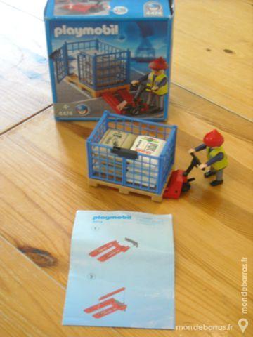 Playmobil 4474 - Docker avec transpalette 13 Saint-Péray (07)