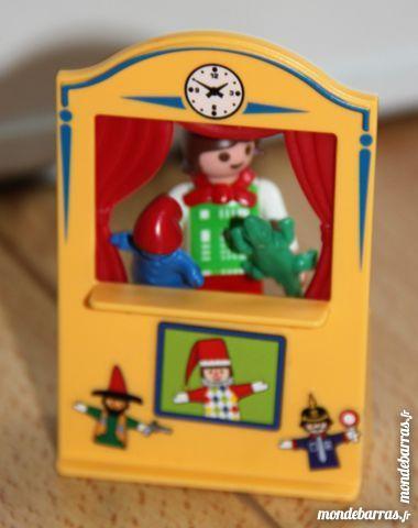 Playmobil - 4664 - Enfant -Theâtre de marionnettes Jeux / jouets