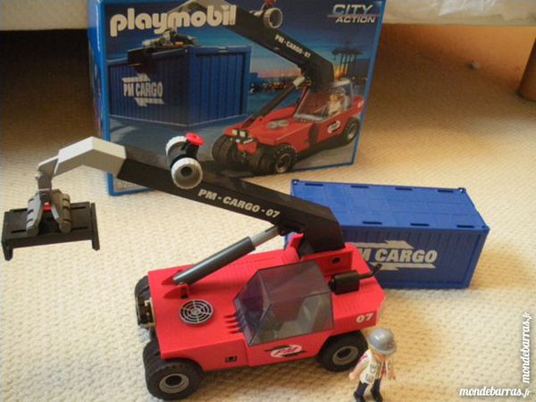 Playmobil 5256 - chariot télescopique 20 Fréthun (62)