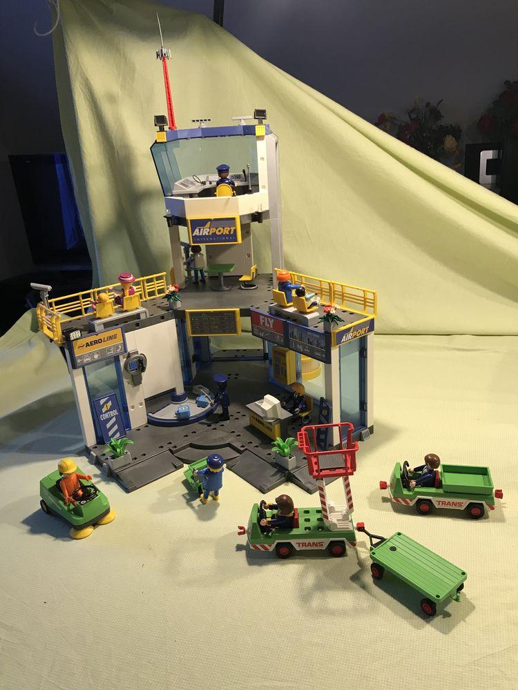 Playmobil  - Aéroport 3186 36 Montry (77)