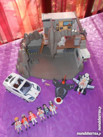 playmobil base secrète 35 Mignères (45)