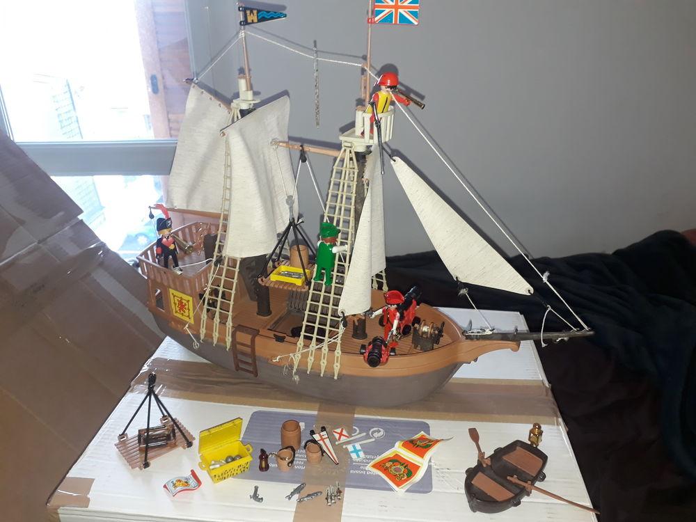 Playmobil Bateau pirate ref 3550 50 Franconville (95)
