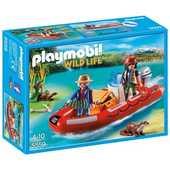 Playmobil Braconniers avec bateau 5559 15 Fontenay-sous-Bois (94)