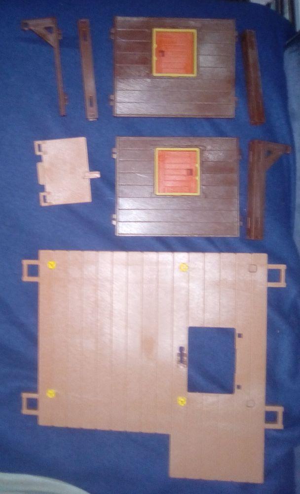 Playmobil campement 3217 / 7937 / 5746 : pièces détachées 3 Beauchamp (95)