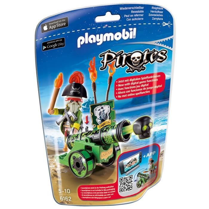 Playmobil Capitaine pirate avec canon 6162 9 Fontenay-sous-Bois (94)