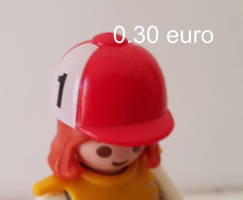 Playmobil   casque jockey    pour personnage  0.30 euro 0 Marseille 9 (13)