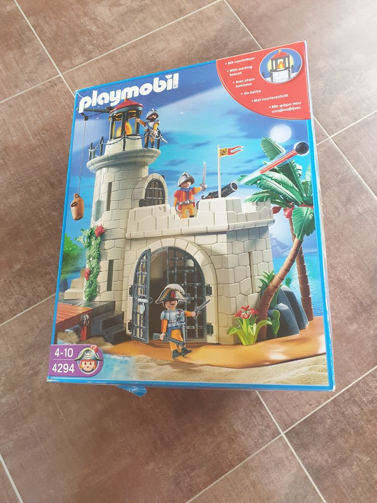 Playmobil château  4294 0 Guérande (44)