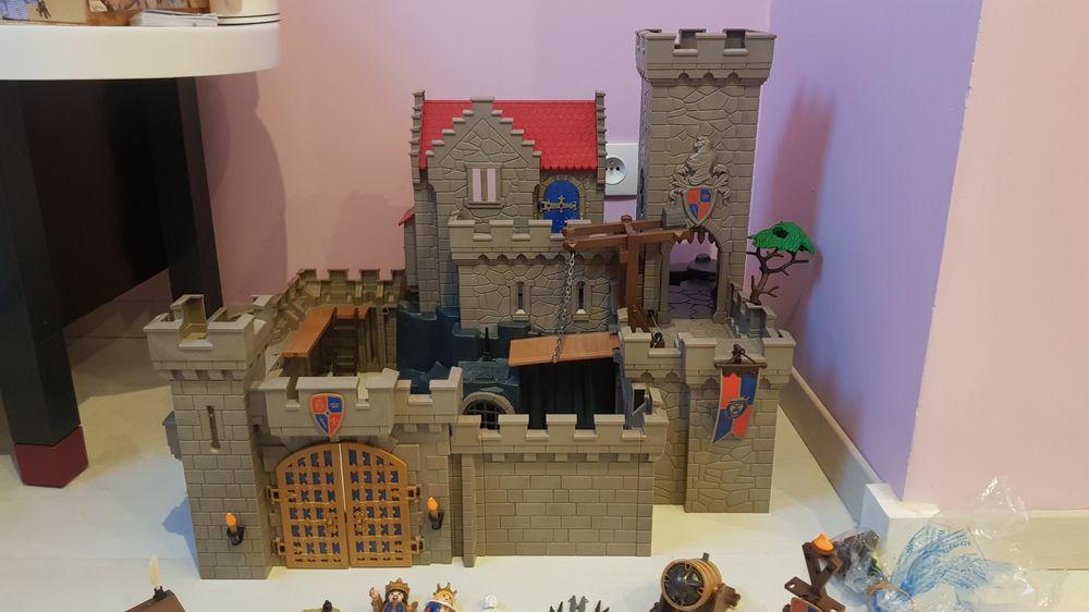Playmobil château médiéval et petites boites  300 La Ferrière-de-Flée (49)