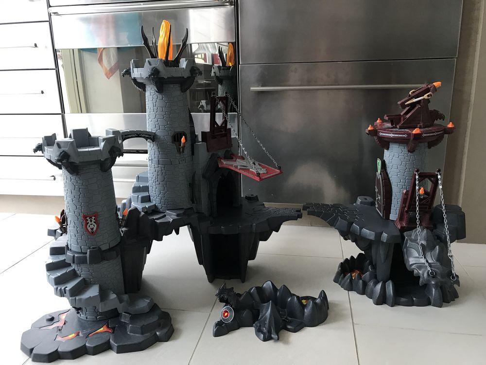 Playmobil Citadelle dragons 0 Châtillon (92)