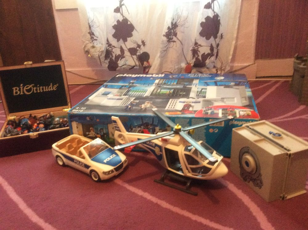 playmobil city action 65 Aulnay-sous-Bois (93)