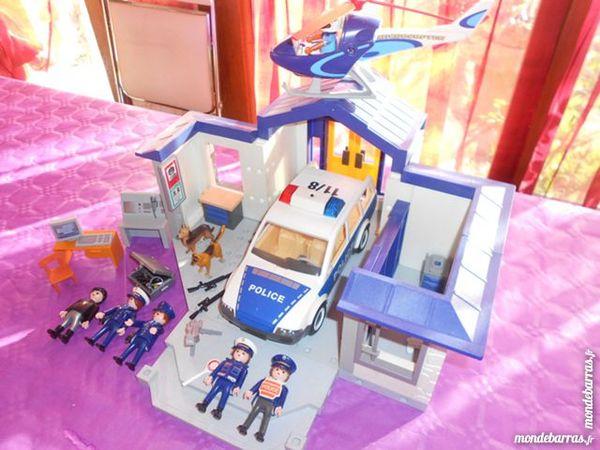 playmobil comissariat de police 35 Mignères (45)