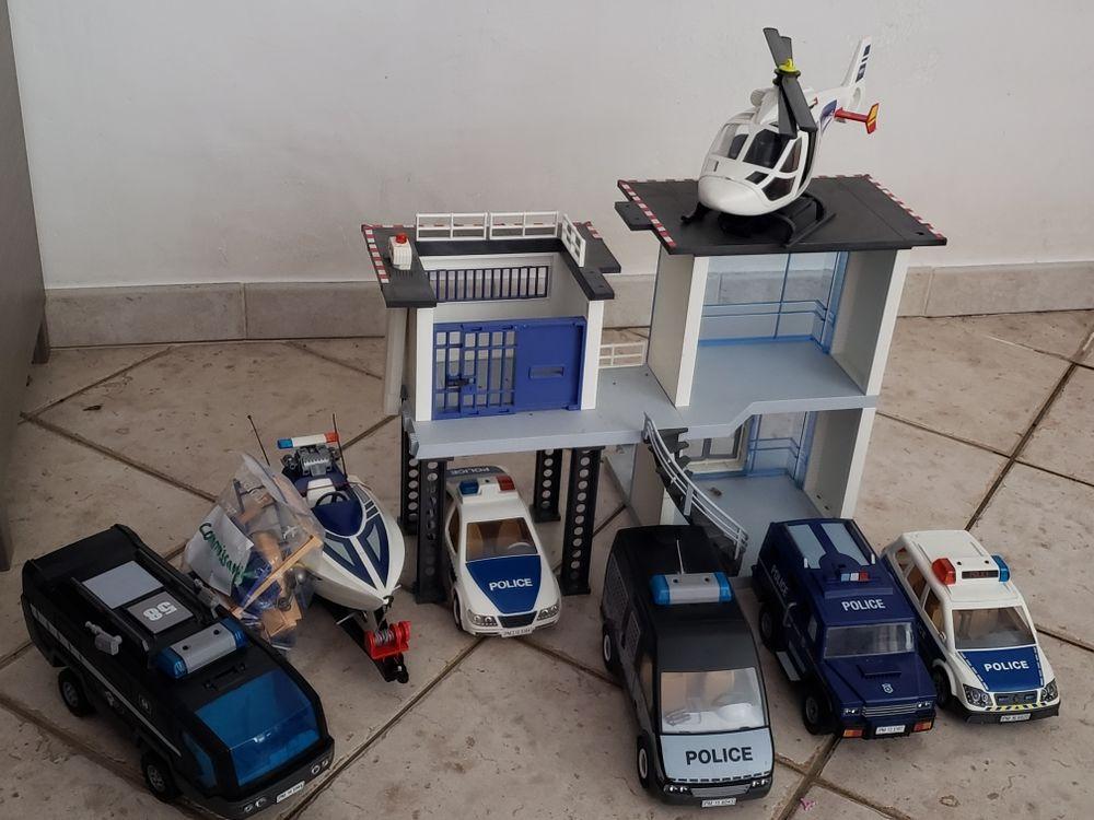 Playmobil commissariat de police 110 Albertville (73)
