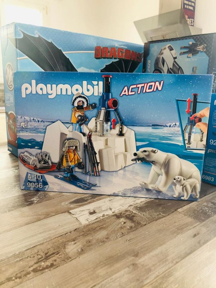 Playmobil explorateur polaire 12 Argelès-sur-Mer (66)