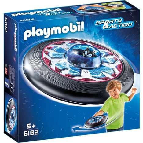 Playmobil Extra terrestre avec soucoupe 6182 9 Fontenay-sous-Bois (94)