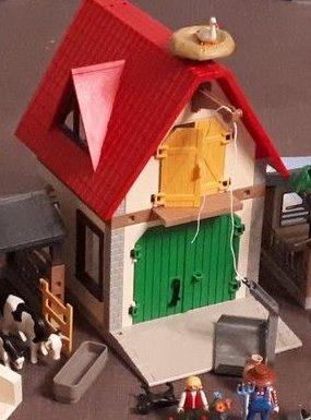 Playmobil la ferme 4490 : pièces détachées 3 Beauchamp (95)