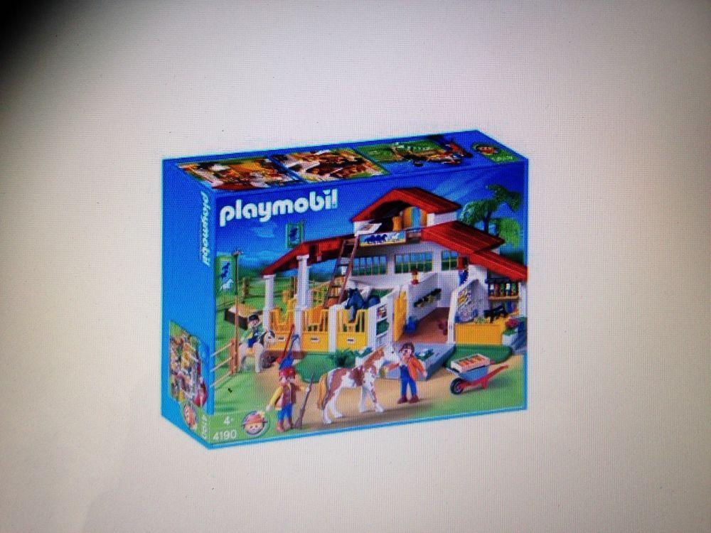 Playmobil  la ferme 20 Le Rove (13)