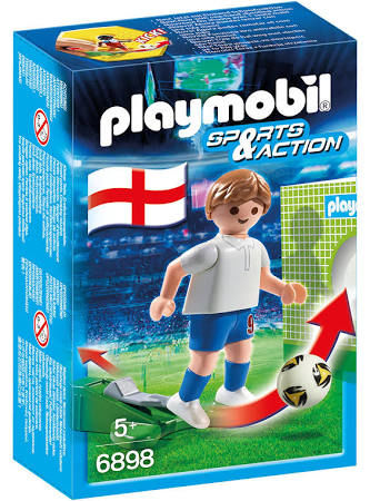 Playmobil Footballeur Anglais 6898 5 Fontenay-sous-Bois (94)