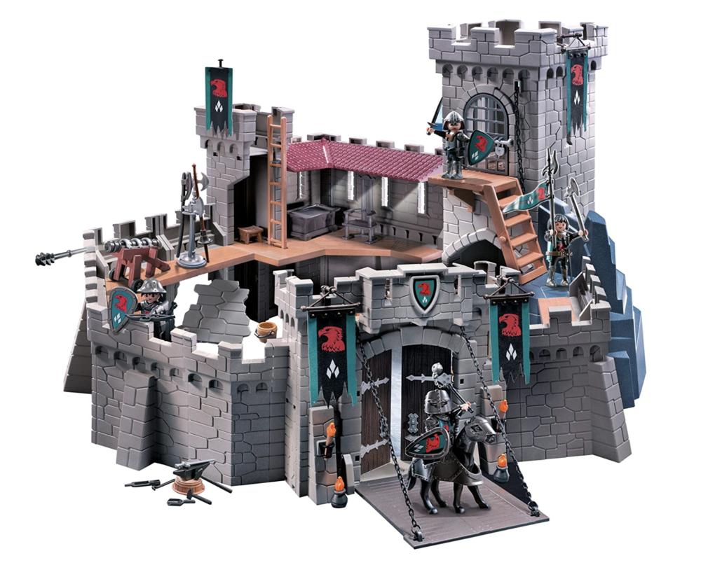 Playmobil - Forteresse des chevaliers du Faucon - 4866  125 Fontenay-sous-Bois (94)