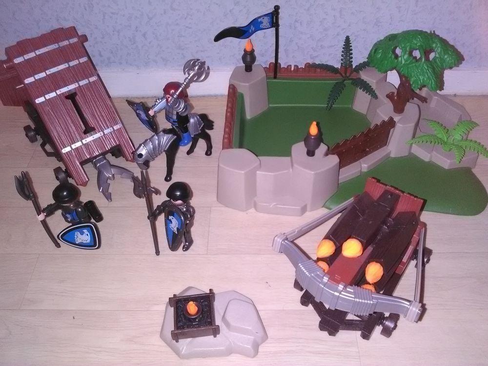 PLAYMOBIL GARNISON SOLDATS 15 Pantin (93)