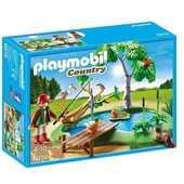 Playmobil Ilot avec pêcheur et animaux 6816 15 Fontenay-sous-Bois (94)