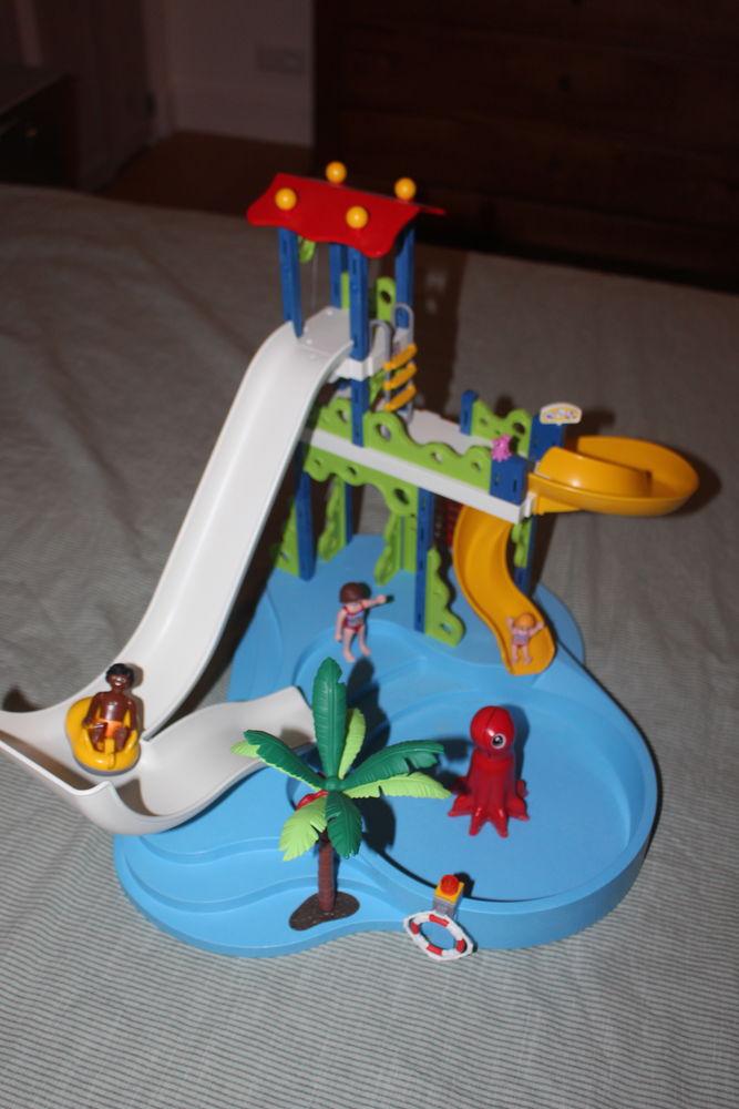 Playmobil - Parc aquatique avec toboggan géant  Summer Fun  35 Bordeaux (33)