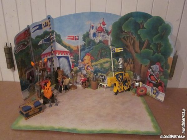PLAYMOBIL ROI PRINCE CHEVALIERS ECT .. 18 Brest (29)