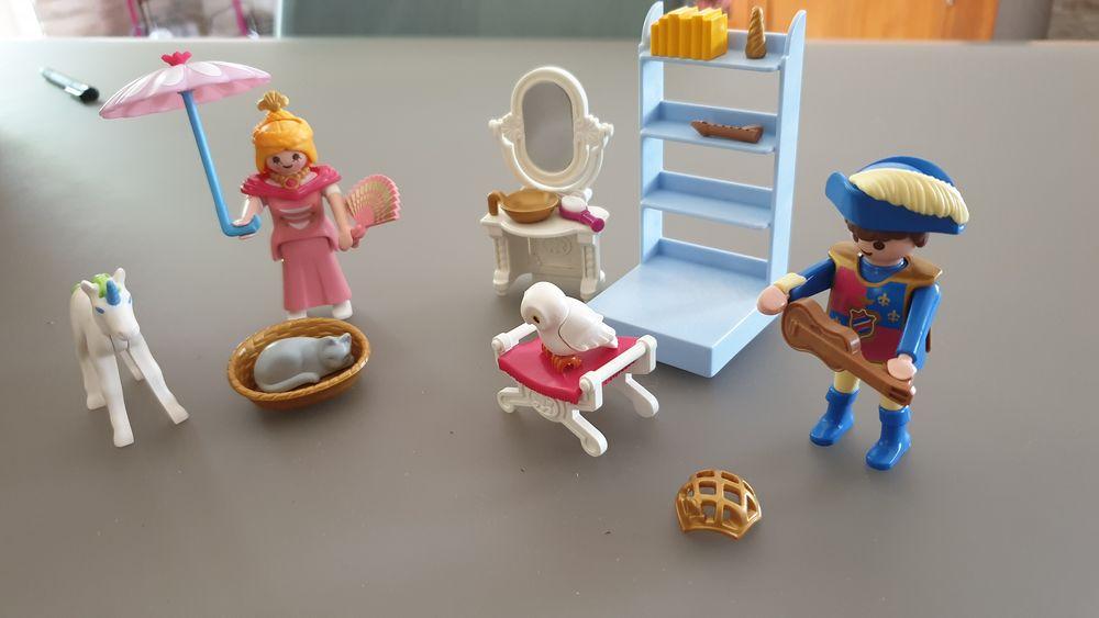 Playmobil Princesse et Garde 7 Ondres (40)