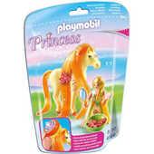 Playmobil Princesse Mimosa avec cheval 6168 9 Fontenay-sous-Bois (94)
