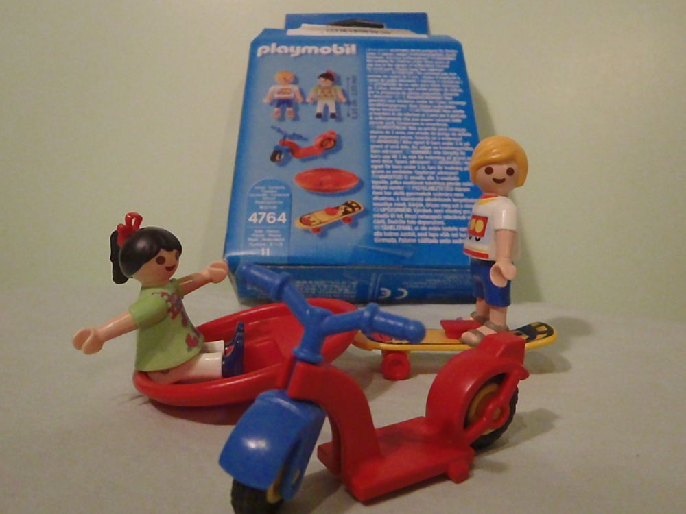 PLAYMOBIL SPECIAL PLUS 4764 5 Limoges (87)