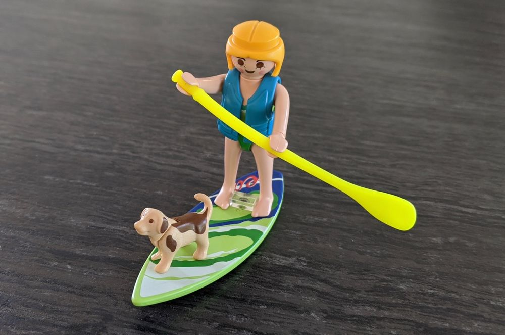Playmobil Stand-up paddle 4 Saint-Pierre (97)
