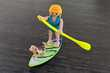 Playmobil Stand-up paddle