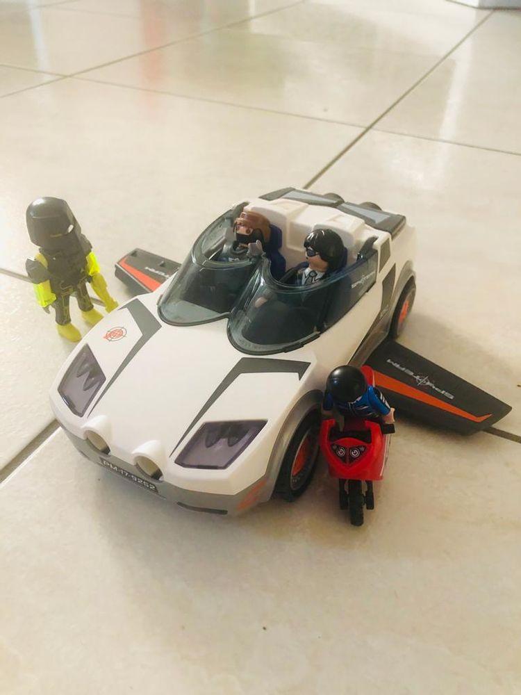Playmobil thème agent secret 12 Argelès-sur-Mer (66)