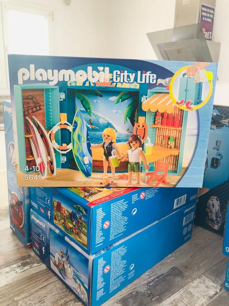 Playmobil thème boutique surf 15 Argelès-sur-Mer (66)