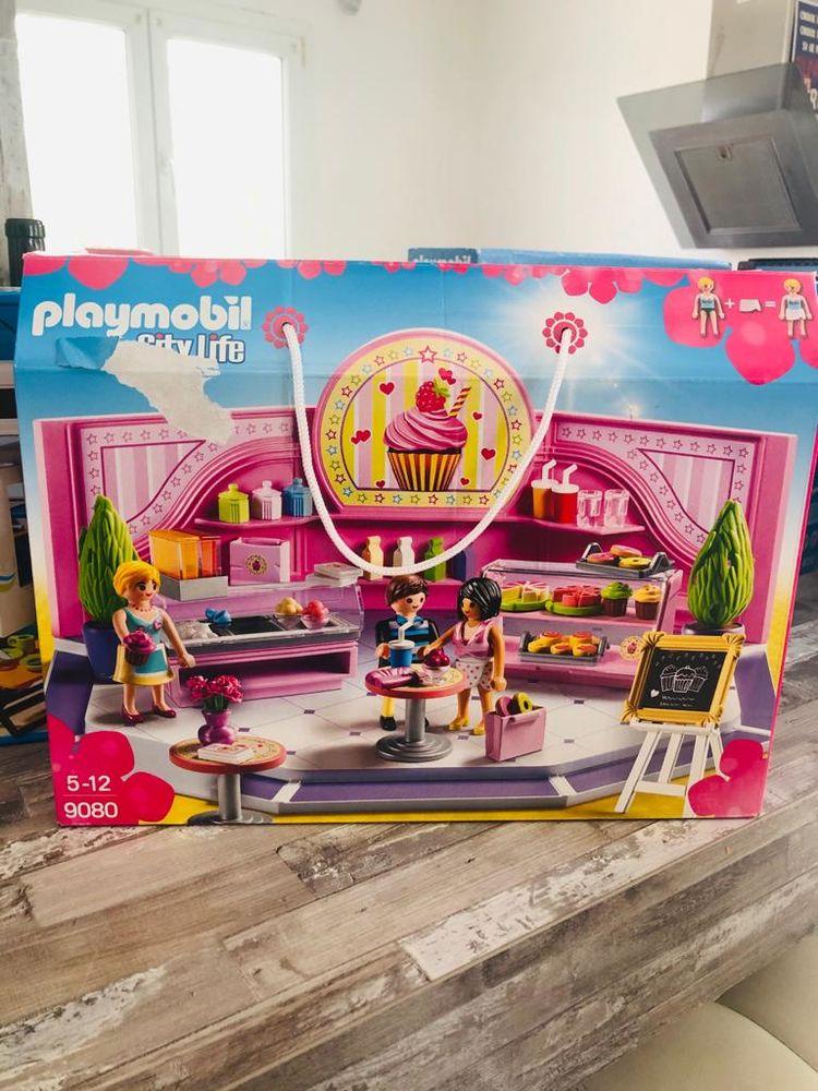 Playmobil thème boutique cup cake 20 Argelès-sur-Mer (66)