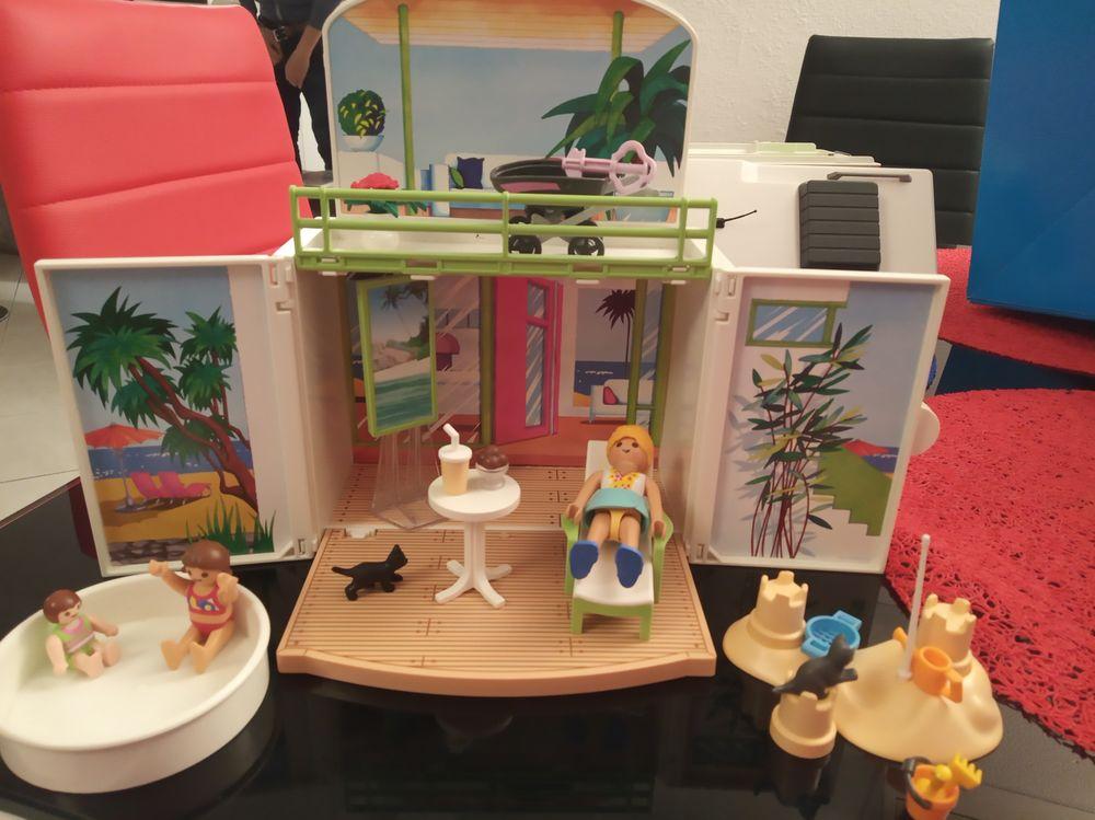 Playmobil thème coffre maison de loisirs 15 Argelès-sur-Mer (66)