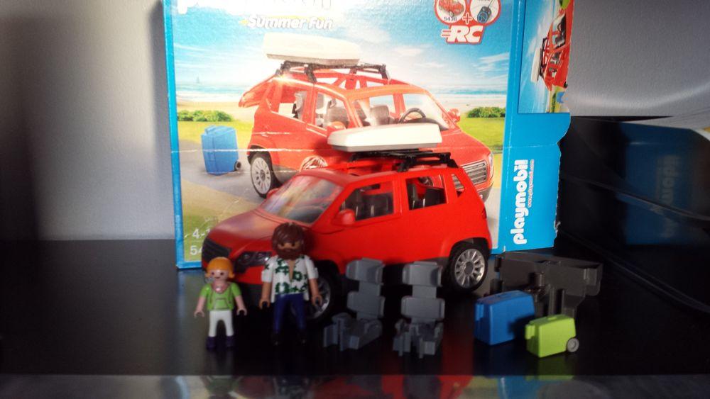 Playmobil Voiture rouge 20 Annezin (62)