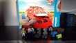 Playmobil Voiture rouge
