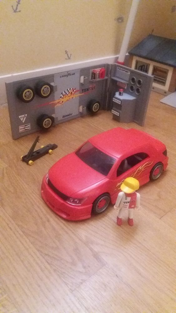 Playmobil voiture tuning 12 Le Coudray-Montceaux (91)