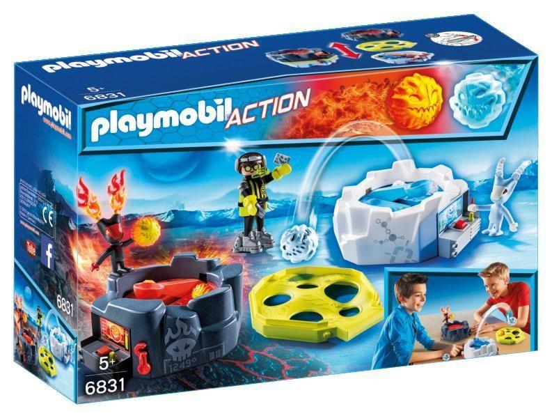 Playmobil Zone de combat avec robots 6831 16 Fontenay-sous-Bois (94)